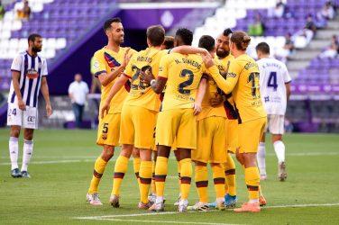 วิเคราะห์ทีเด็ด Real Valladolid vs Barcelona