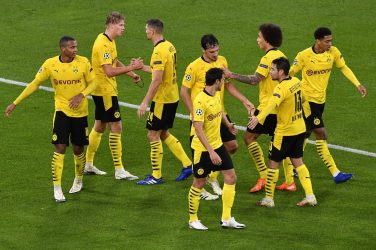 Dortmund VS Zanit